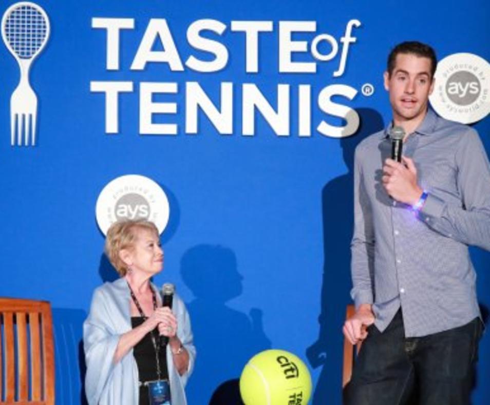 Taste of Tennis 4