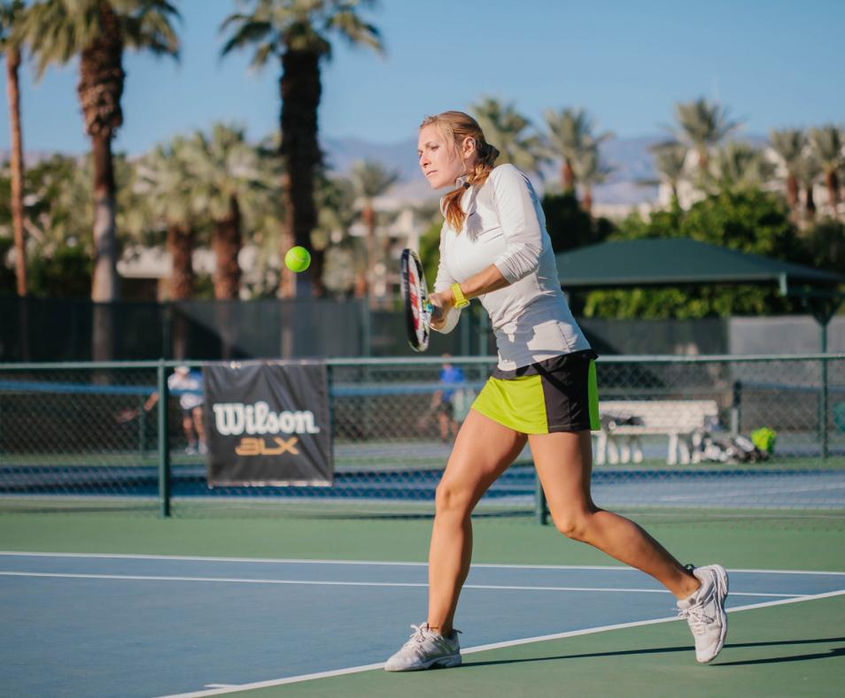 Tennis at JW Marriott Desert Springs