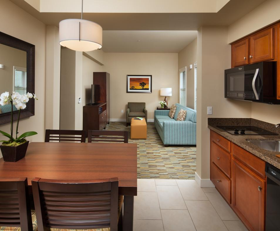 The Westin Desert Willow Villas Kitchenette