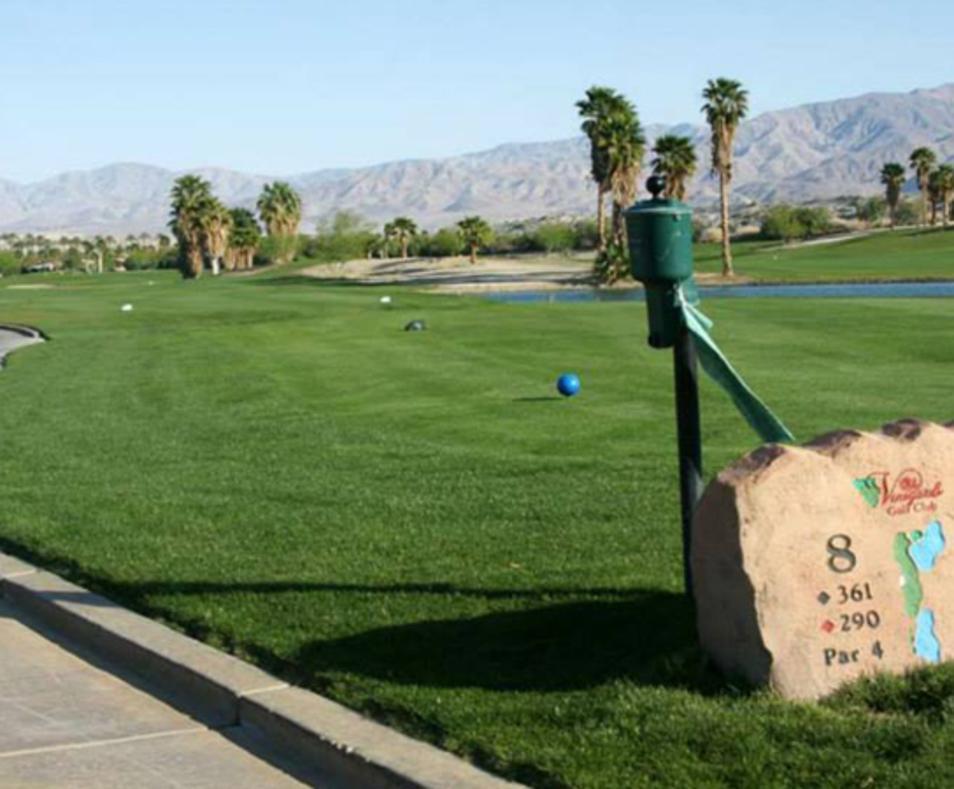 The Vineyards Luxury Motorcoach RV Resort & Golf Course