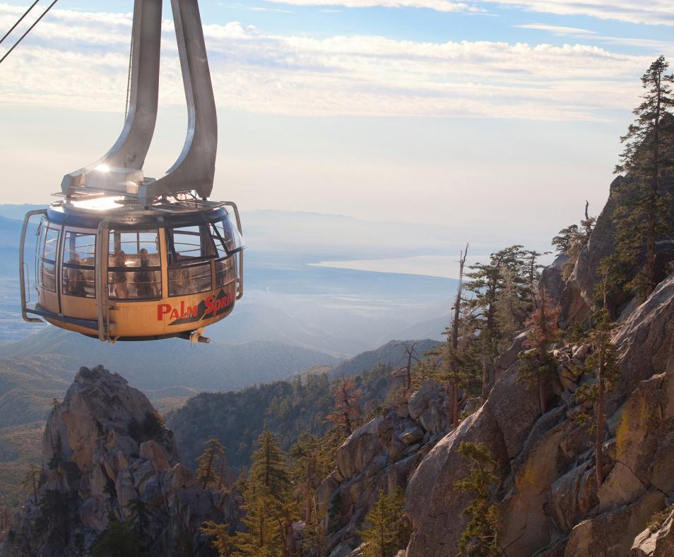 OFFER: Palm Springs Aerial Tram