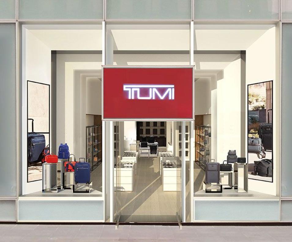 Tumi Storefront