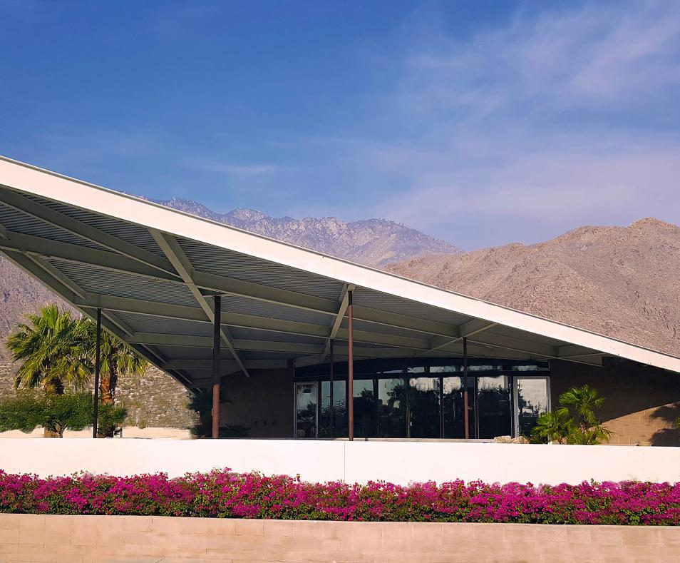 Palm Springs Visitors Center