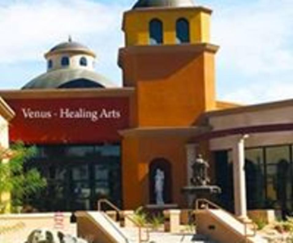 venus healing arts - exterior