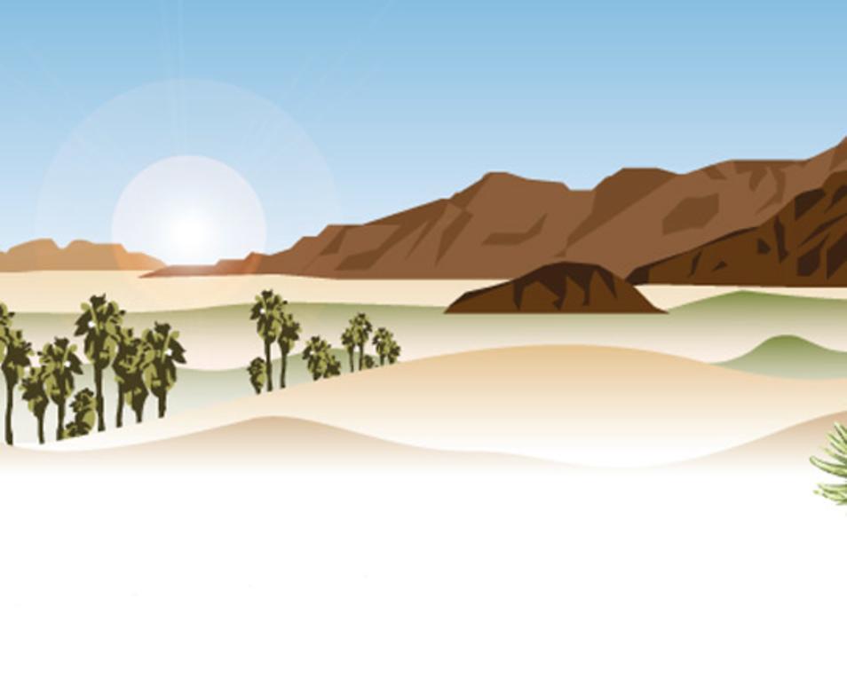 Visit CA Deserts Logo