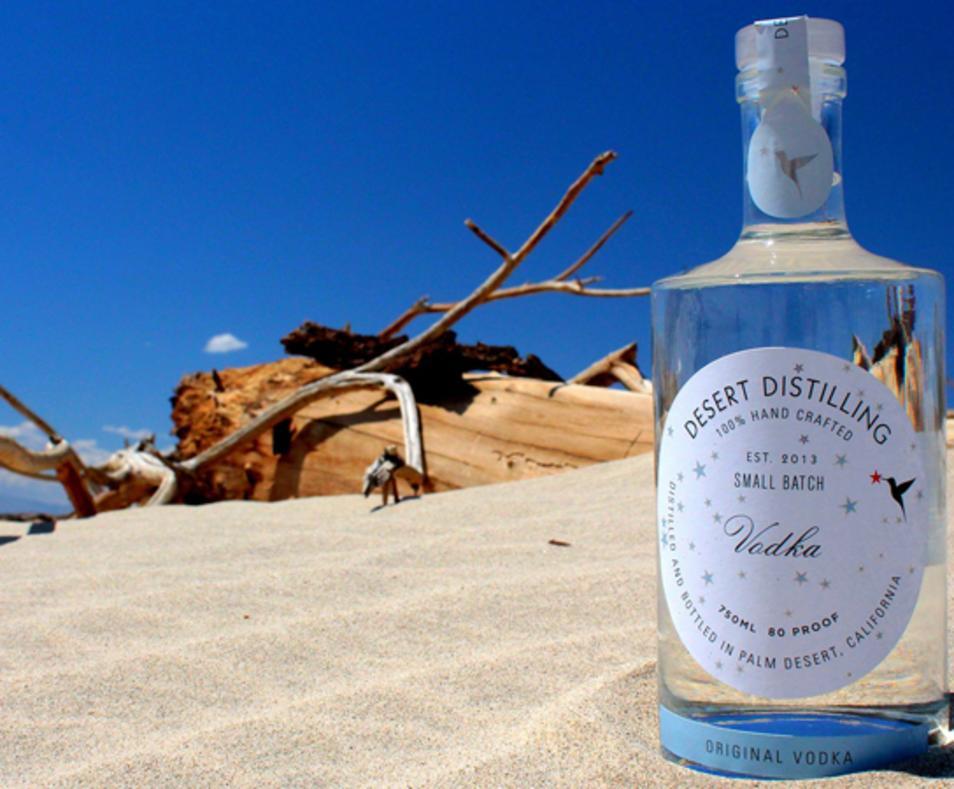 Desert Distilling