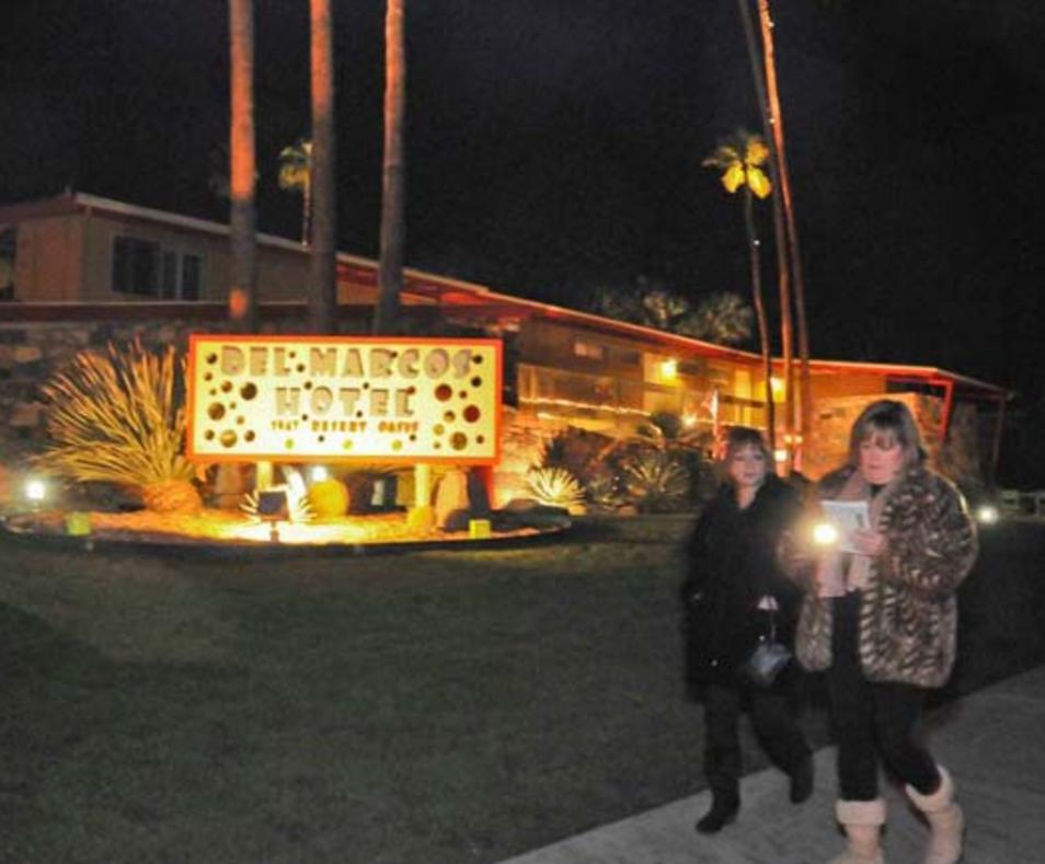 Palm Springs Walking Tours