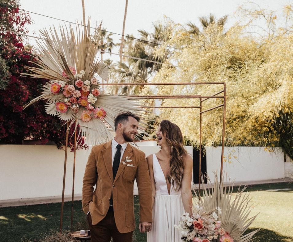 Wedding Arbor by For Love & Light