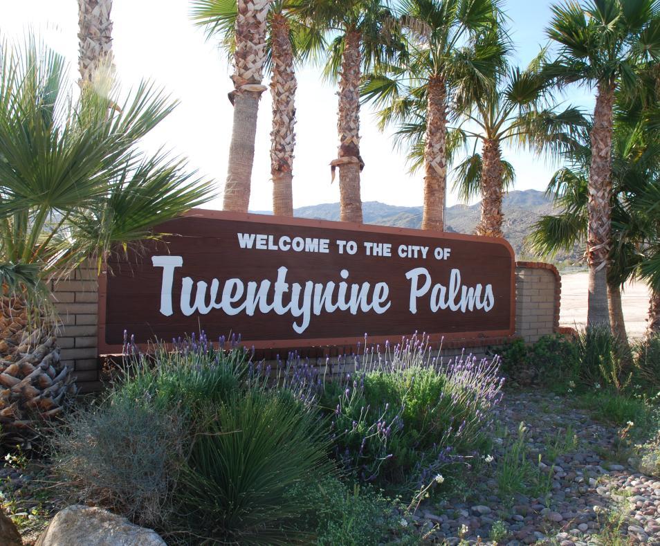 City of Twentynine Palms