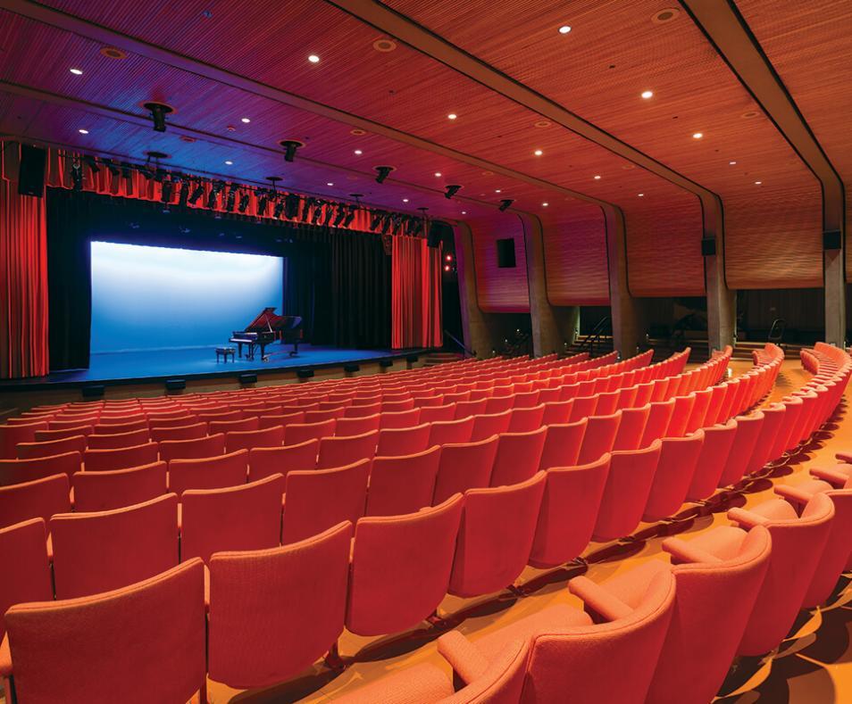 Annenberg Theater