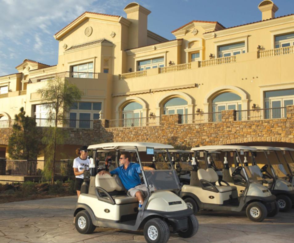 Classic Club Golf Course