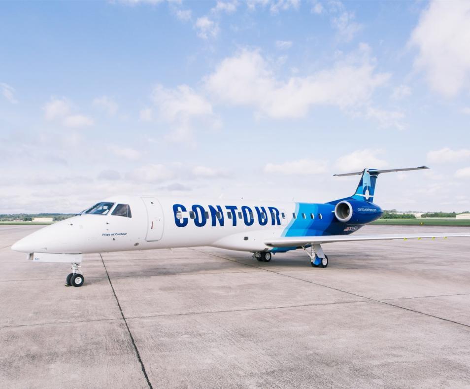 Contour airlines