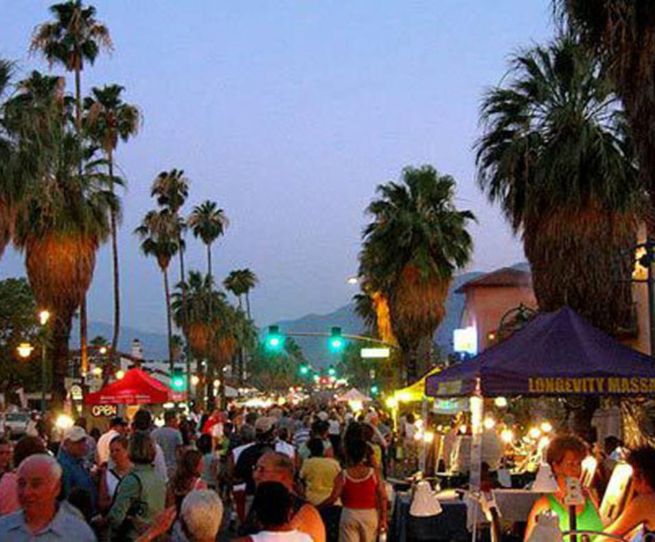 Main Street Palm Springs
