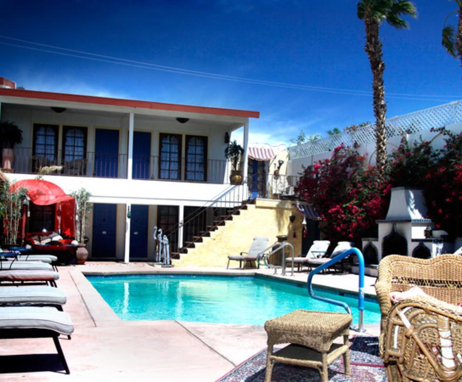 El Morocco Pool