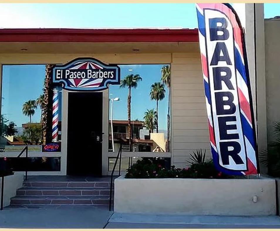 El Paseo Barber