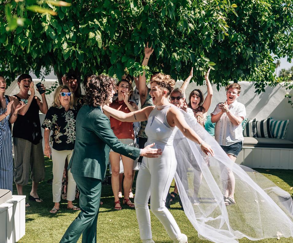 Dive Wedding Celebration