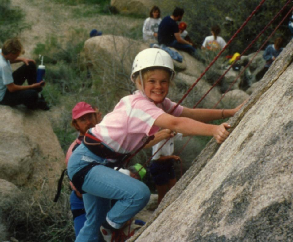 Joshua Tree Rock Climbing School