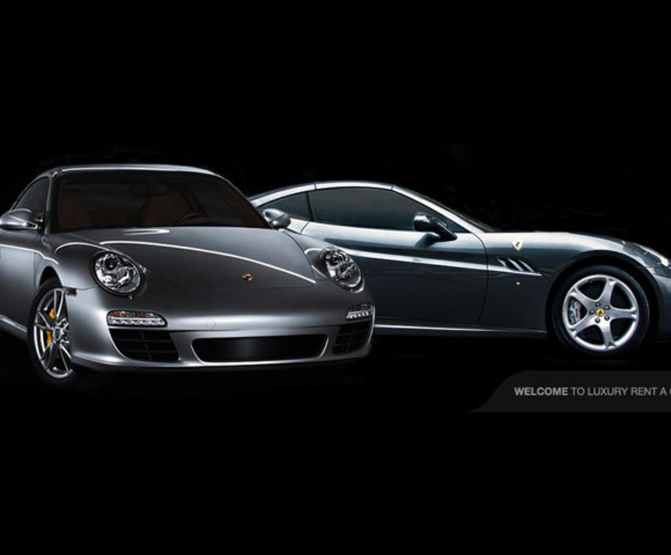 Luxury Rent A Car