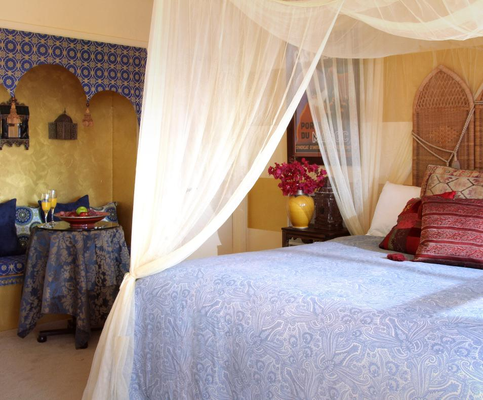 Guest Accommodations at the El Morocco Inn & Day Spa