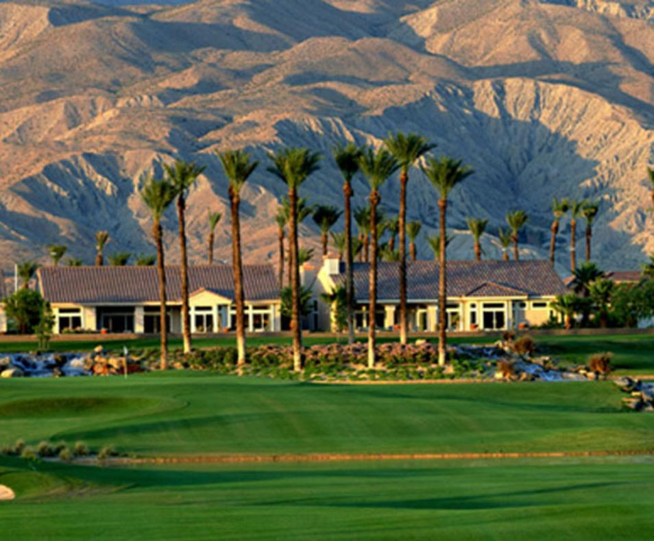 Mountain Vista Golf Course at Sun City Palm Desert