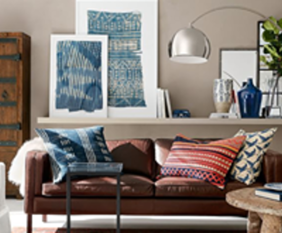 Pottery barn furniture