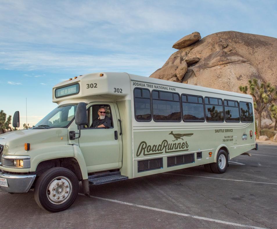 Roadrunner bus