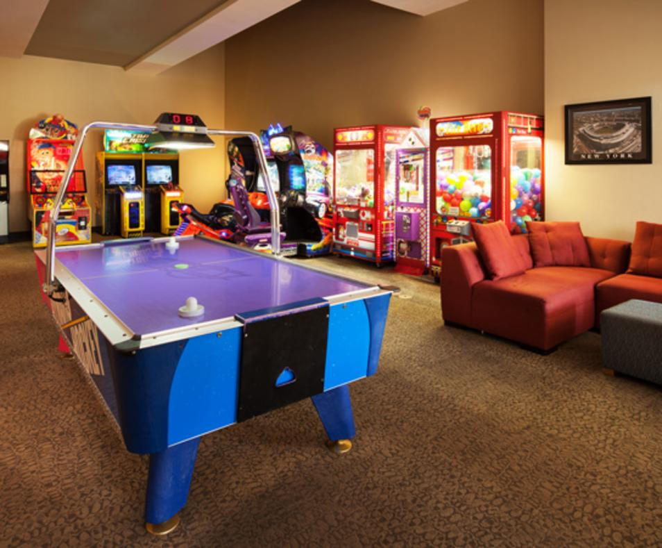The Hideaway Arcade