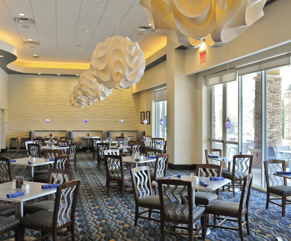 Waters Café at Agua Caliente Resort Casino Spa Rancho Mirage