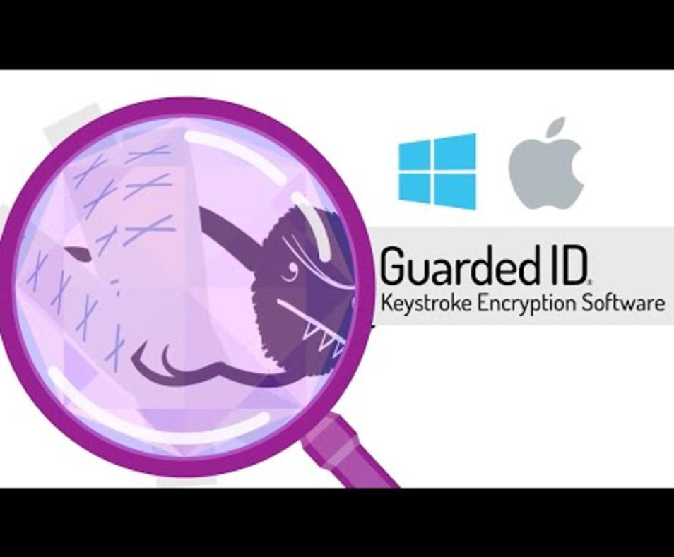 GuardedID Patented Anti-Keylogging Keystroke Encryption Technology