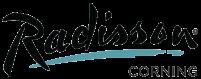Radisson Hotel Corning Logo