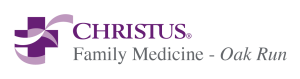 Christus Family Medicine Oak Run Logo