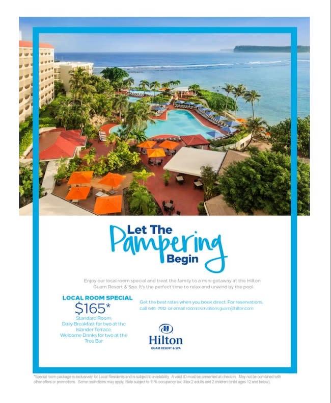 Hilton 2020 LOCAL ROOM SPECIAL 5Mar2020
