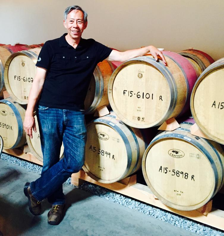 Howard Soon of Sandhill Wines