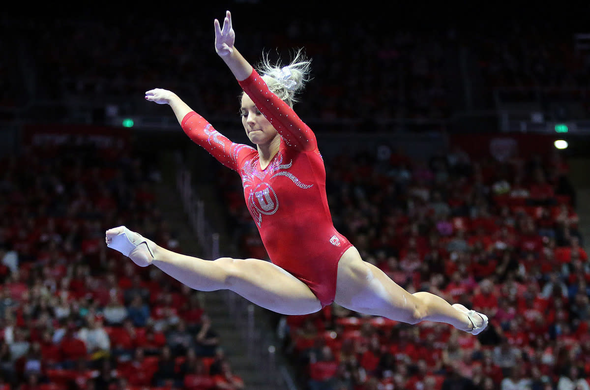 University of Utah Red Rocks Gymnastics