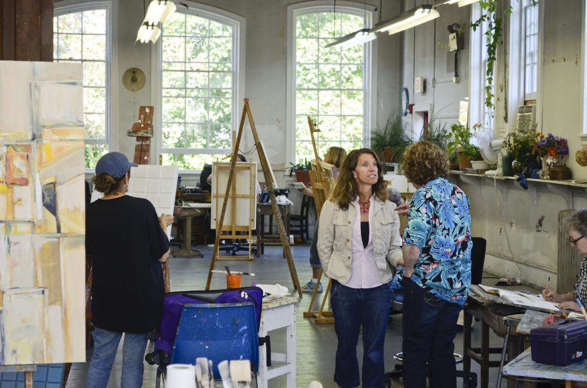 Art Centers In Valley Forge Montgomery County Pa