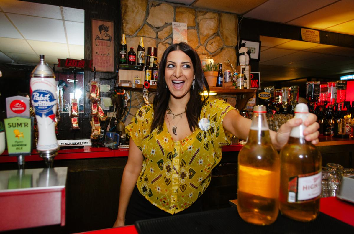 Twilite Lounge is a classic cozy, neighborhood bar where all are welcome