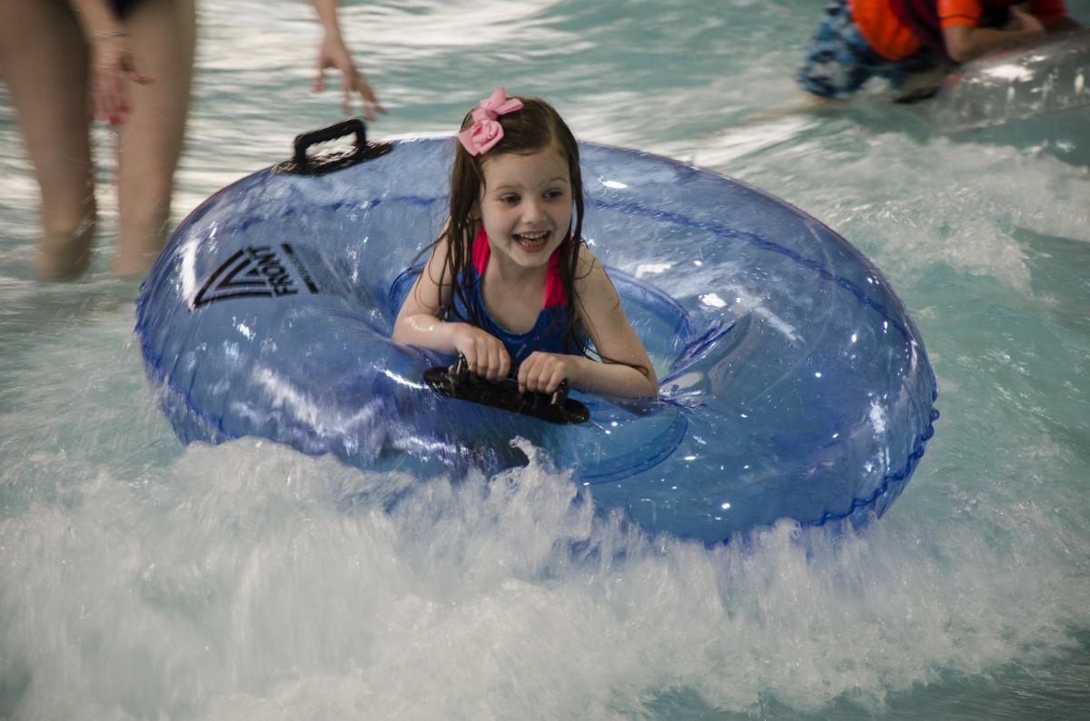 Splash! at Lively Park by Katie McGuigan