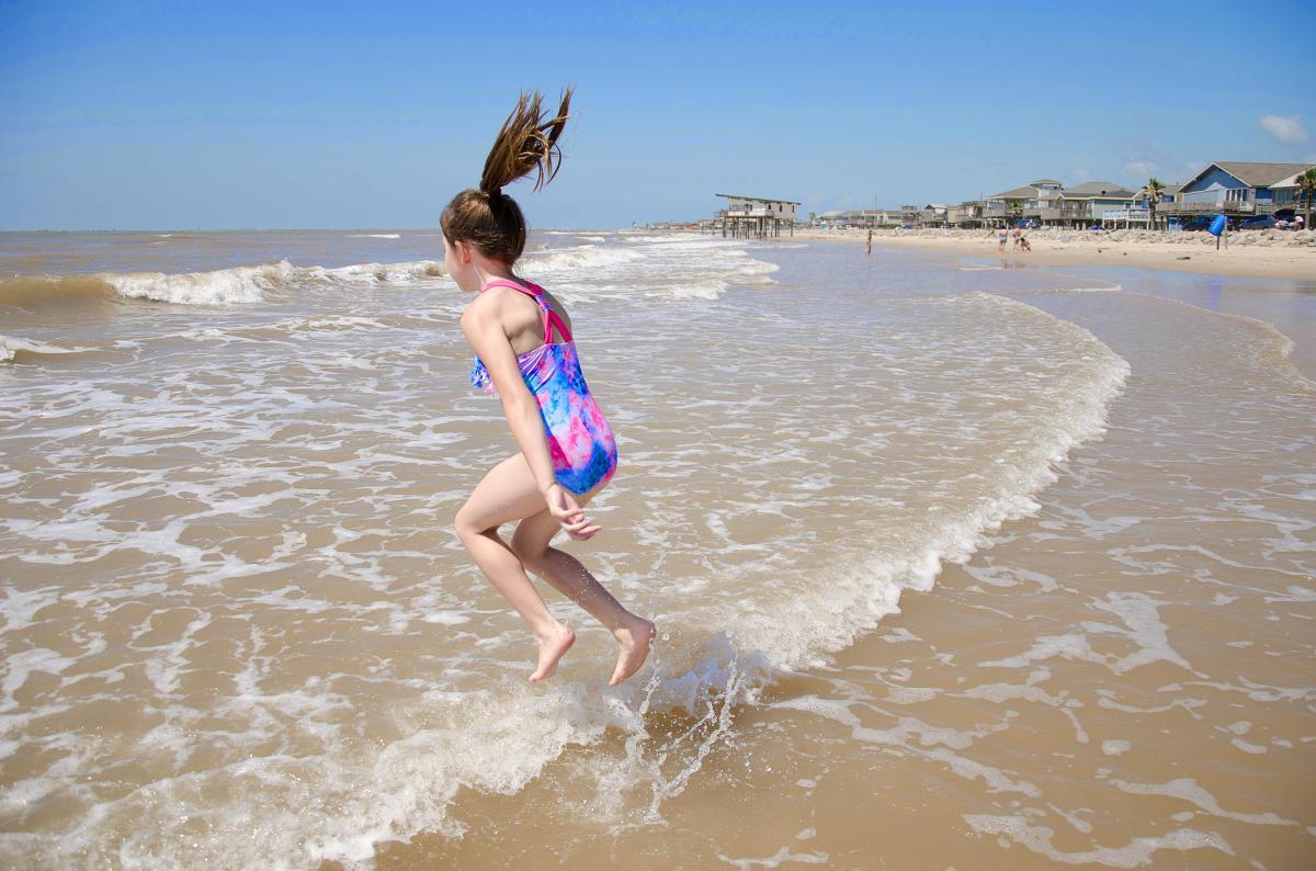Brazosport Surfside Beach