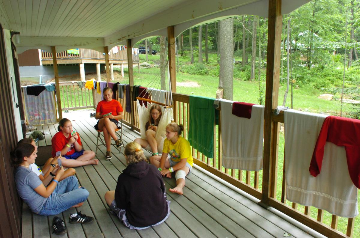 Laurelville Summer Camp