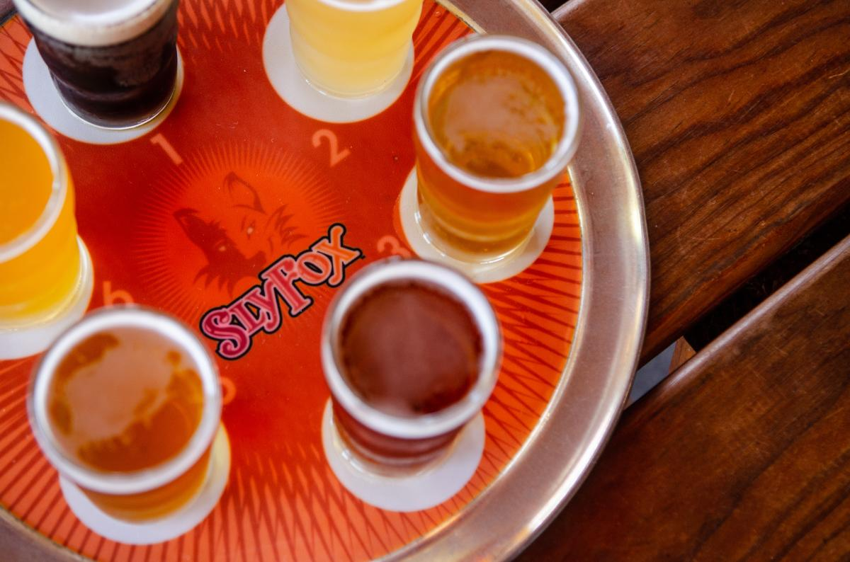 Sly Fox Brewery
