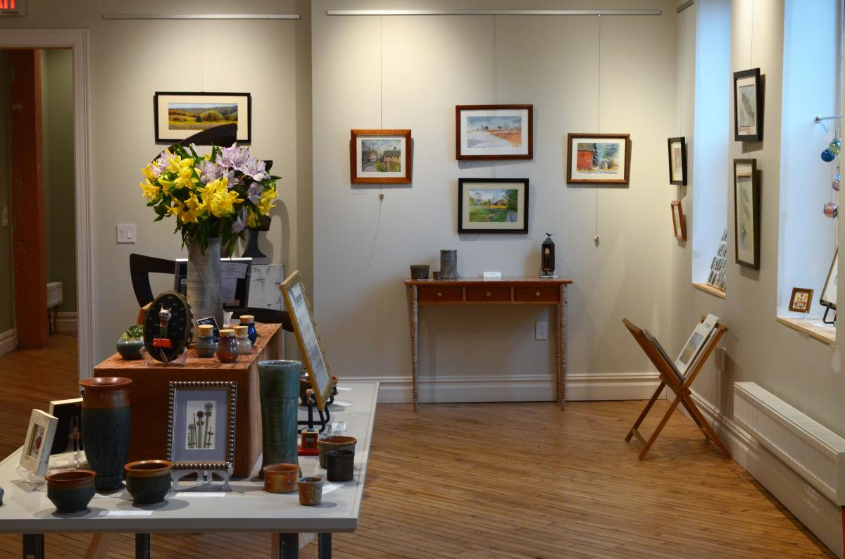 Exhibit B Gallery Souderton