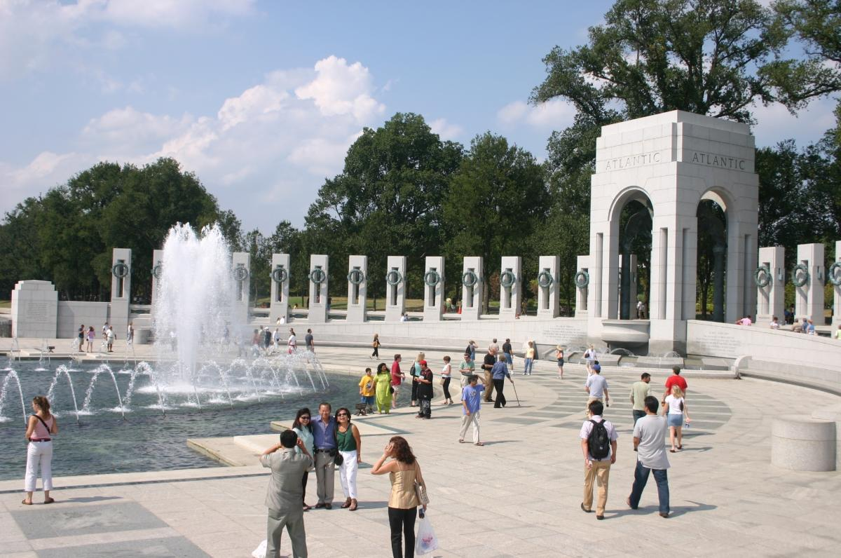 National WW2 Memorial