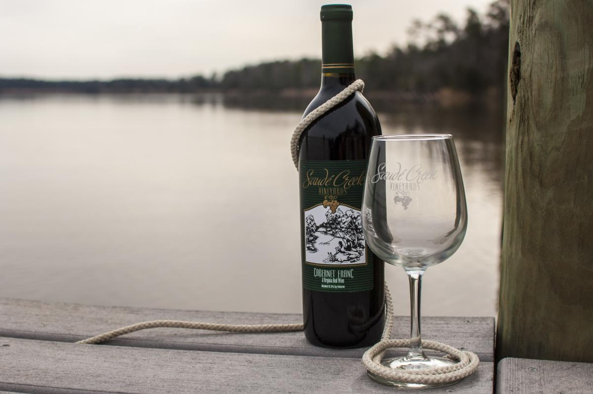 Saude Creek wine