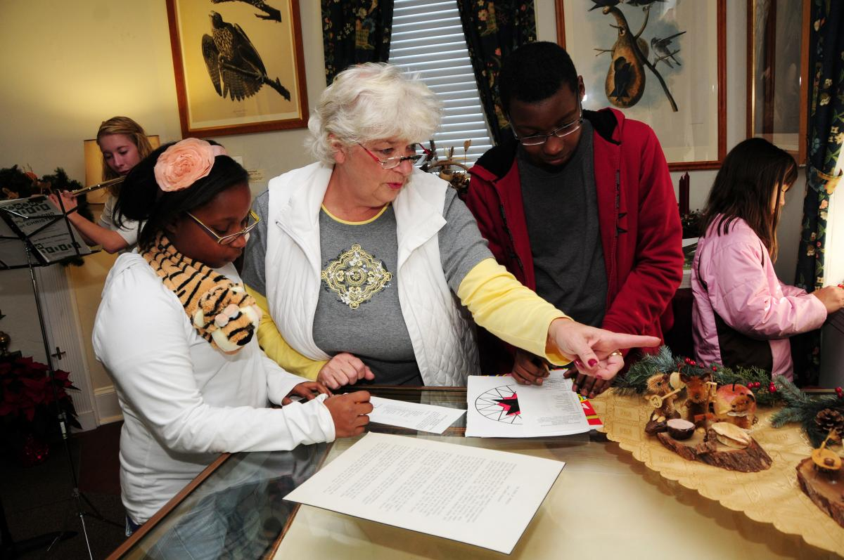John James Audubon Center Holiday Open House