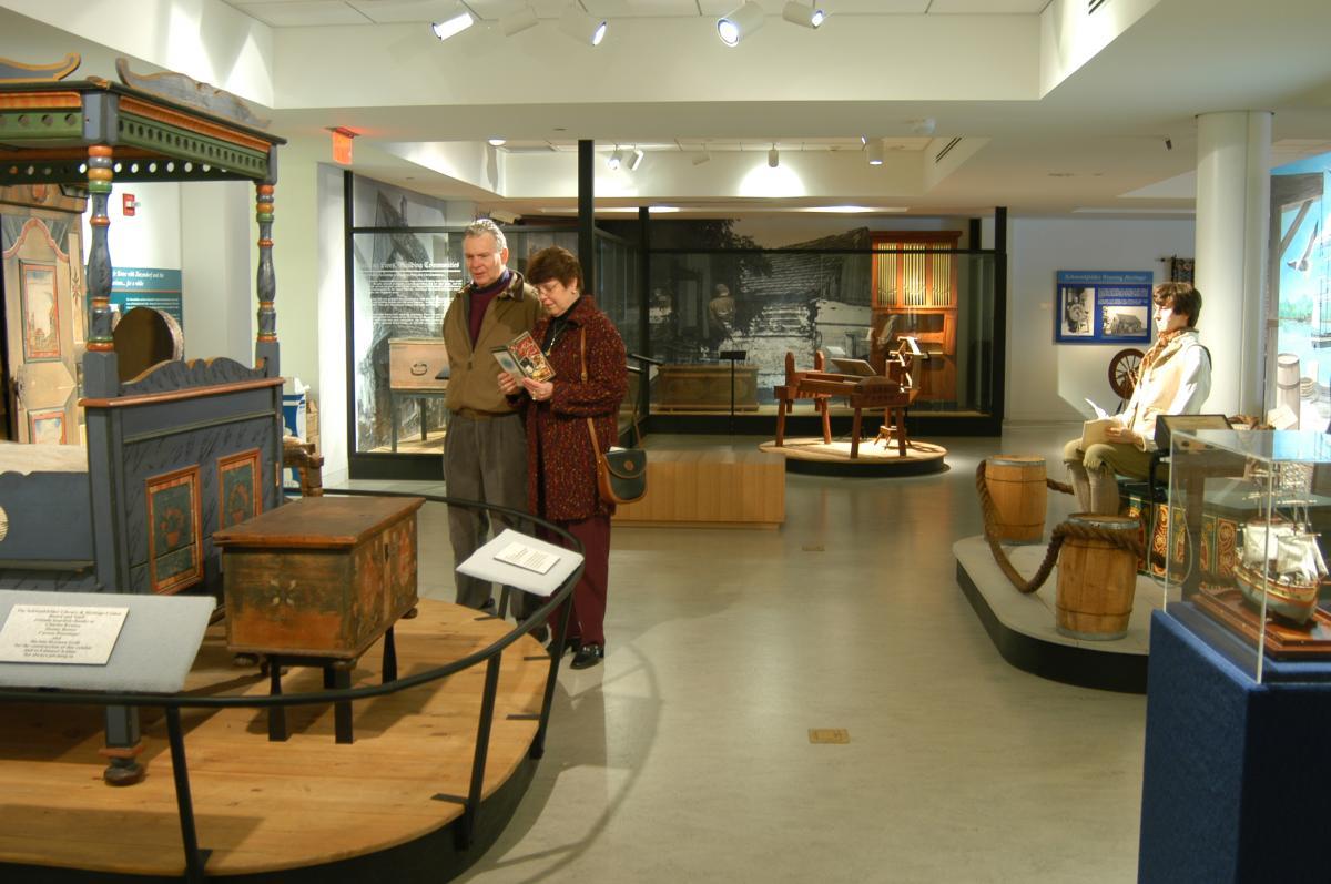 Schwenkfelder Library Museum