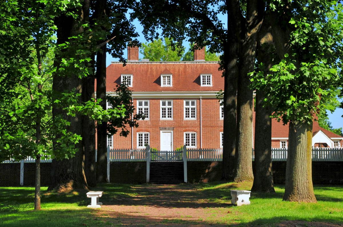 Pennsbury Manor summer Sara Brace