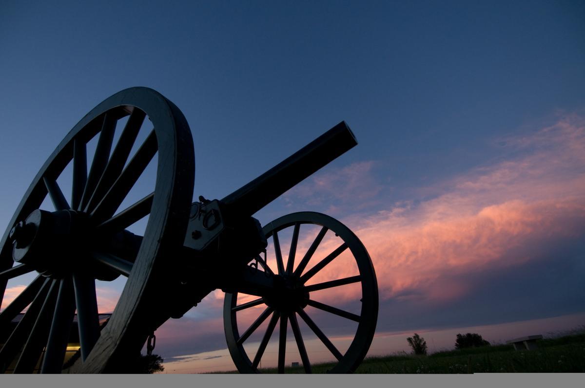 Mine Creek Battlefield