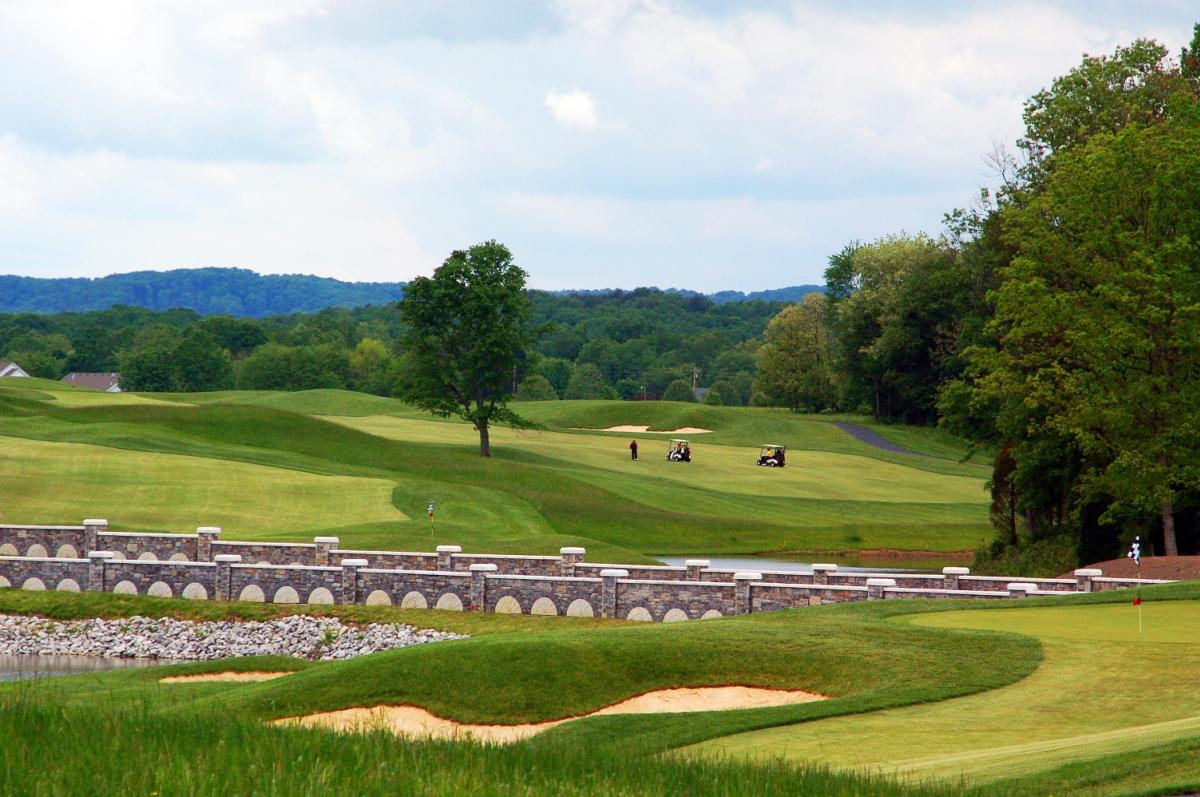 Fuzzy Zoeller's Champions Point Golf