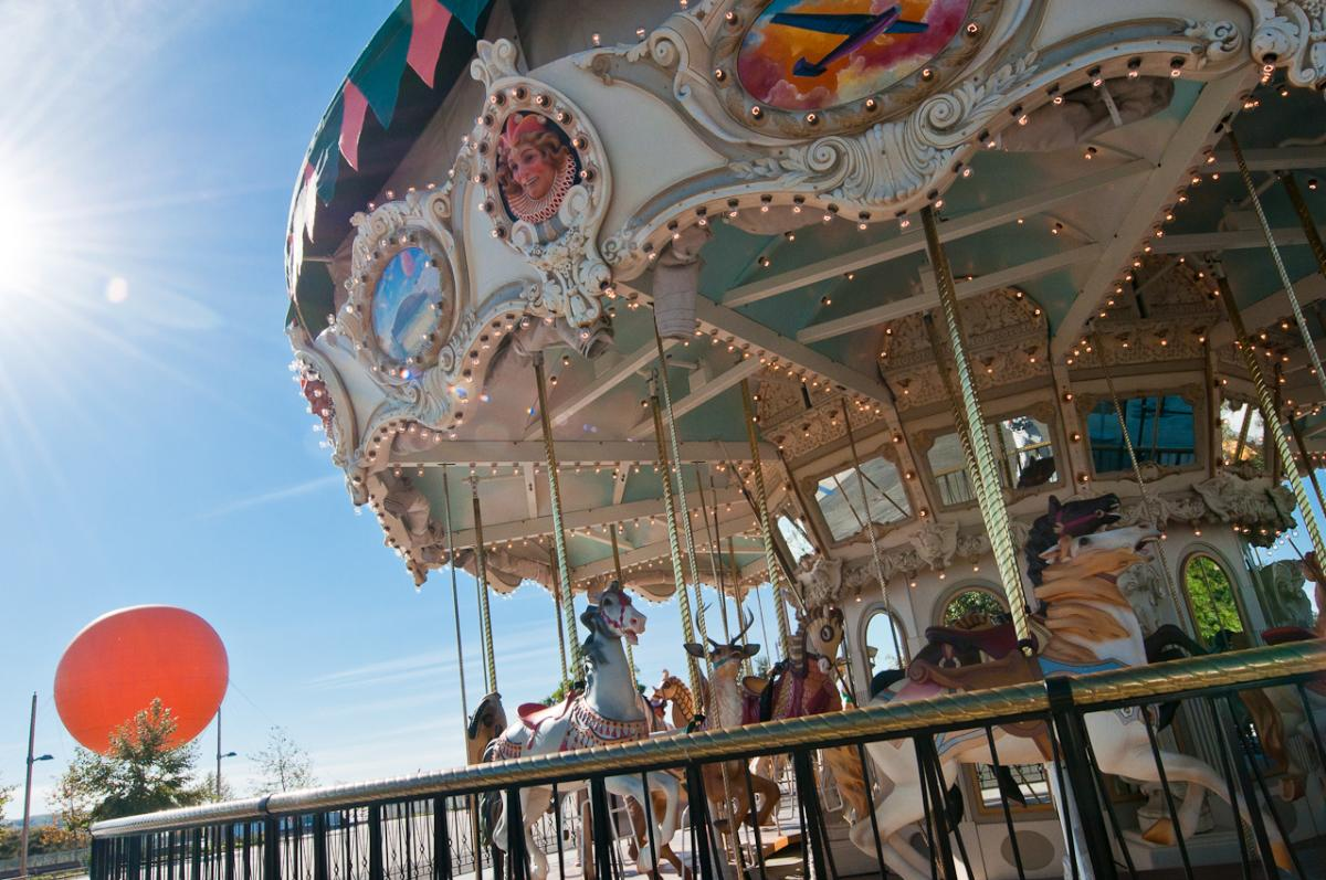 Orange County Great Park Carousel