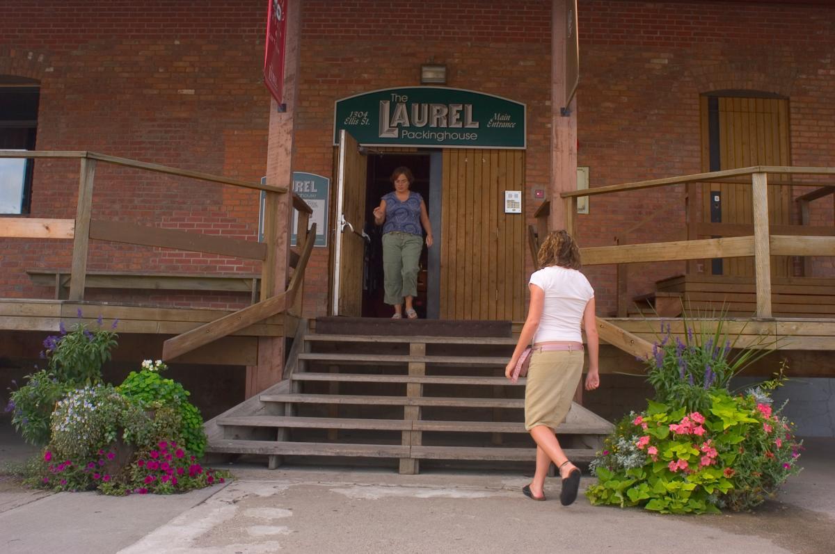 Laurel Packinghouse